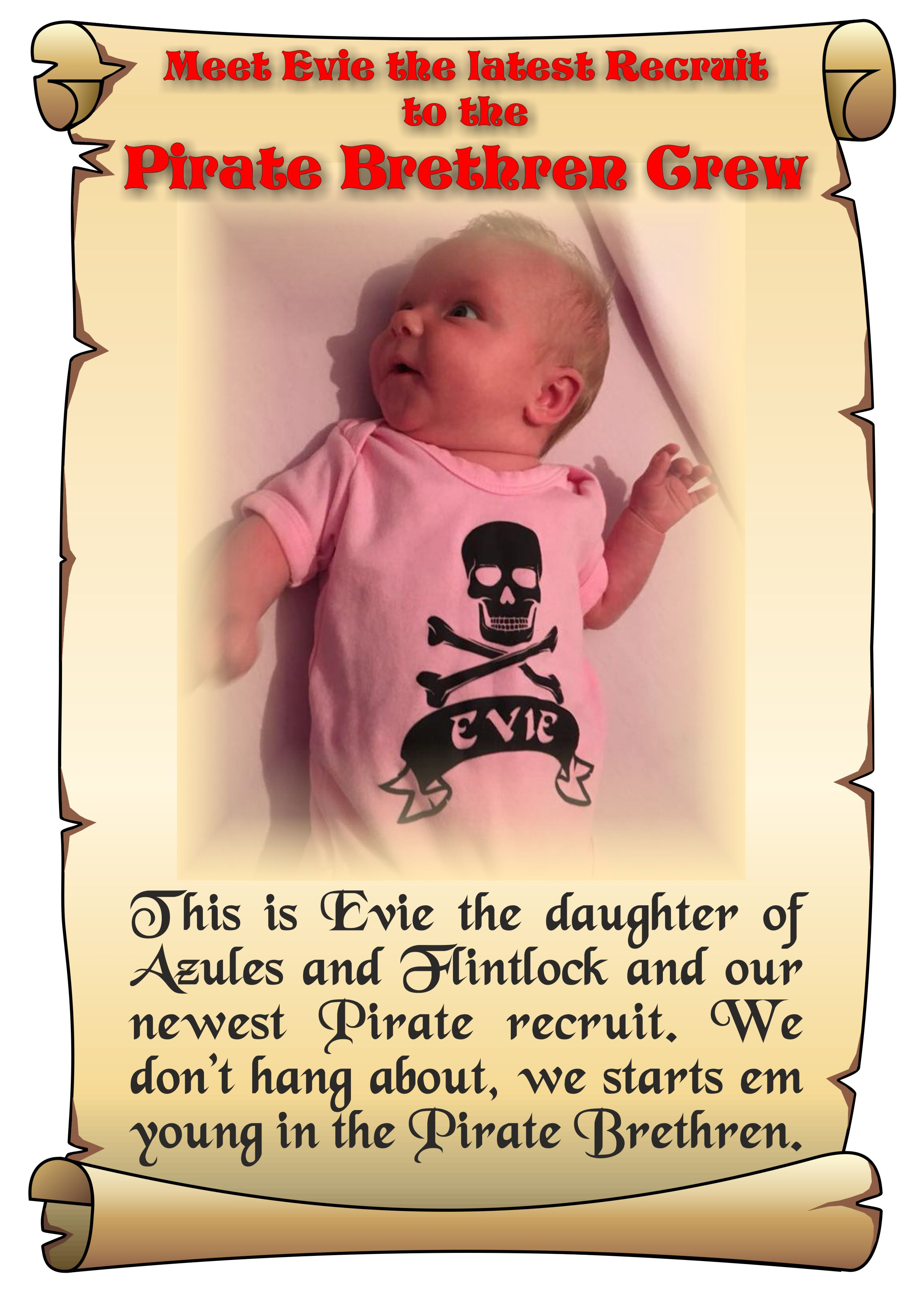 Evie Scroll