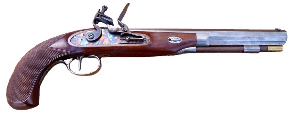 Rothy's Pistol