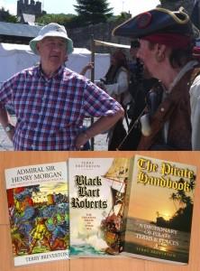 Terry Breverton & Books